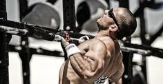 CrossFit Champ Jason Khalipa's 20-Minute Workout   1-2 min jumping jacks; complete as many rounds possible of 15 each squats, push ups, sit ups. That's it.