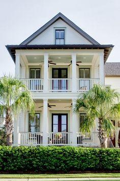 Smythe Park Home in Daniel Island, SC by JacksonBuilt Custom Homes. This is li… – 2019 - House ideas