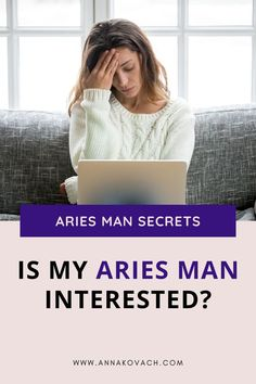 Are you frustrated because he hasn't made any advances towards you yet physically? Are you asking yourself: is my Aries man interested or not? There may be a reason he's not doing this. Here are some possible culprits that would cause him not to step it up with you. Love Astrology, Bust A Move, Aries Men