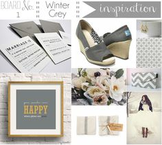all the little details designs: {inspiration board} No. 1 winter grey