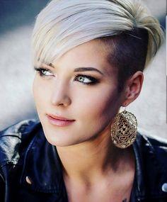 Die 240 Besten Bilder Von Frisuren Hair Ideas Pixie Cuts Und Hair