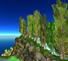 Virtual landscape