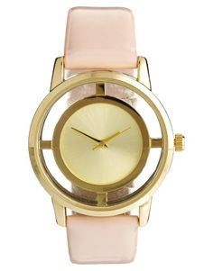 ASOS | ASOS Round Face Dial Watch at ASOS