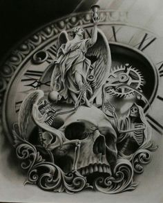 #Time,nice art#ink