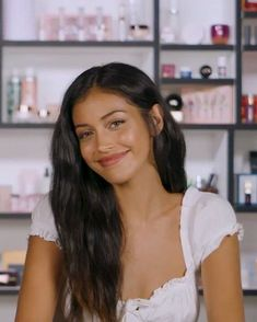 Beauty Makeup, Hair Makeup, Hair Beauty, Aesthetic Makeup, Aesthetic Girl, Cindy Wolfie, Kimberly Hair, Cindy Kimberly Outfits, Pretty People