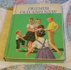 Dick & Jane bookks. I had this book and loved it!