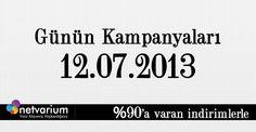Netvarium'da Cuma! (12.07.2013)