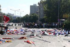 Asciende a 86 el número de muertos de explosiones en Ankara