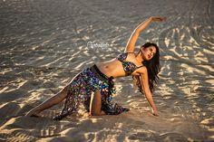 Desert Belly Dancer