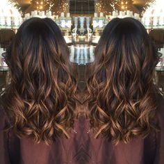 Best Caramel Balayage Hair Color Ideas