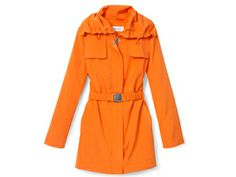 Calvin Klein Raincoat i like this better than my clear ck rainjacket i think