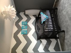 Jaxs baby room :) so glad it turned out awesome!!
