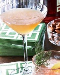 French 75 - champagne cocktail