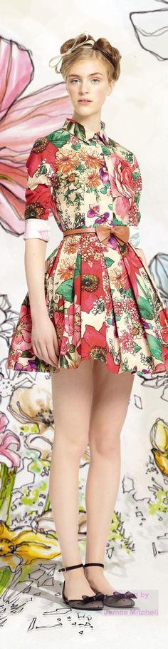 Vestido de Valentino