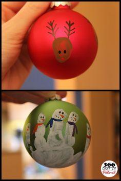 Kids Christmas Ornaments