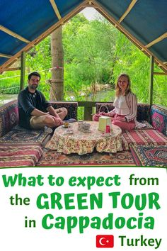 What to expect from the Green Tour in Cappadocia - Turkey | Cappadocia Green Tour | Cappadocia Travel | Cappadocia Travel Guide | Cappadocia Travel Tips | Green Tour Cappadocia | Cappadocia Tours | Cappadocia Turkey Travel | Pigeon Valley Cappadocia | Cappadocia Underground City | Derinkuyu Underground City Cappadocia | Selime Cathedral Cappadocia | Ihlara Valley Cappadocia Turkey| Cappadocia Hidden Gems | Cappadocia Couple | Cappadocia Turkey Couple Travel Advise, Travel Guide, Amazing Destinations, Travel Destinations, Cappadocia Turkey, Turkey Travel, Group Travel, Inspire Others, Luxury Travel