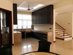 Jalan Shahbandar, Bandar Mahkota Cheras, Kajang - Triple Storey New Bungalow @ Jalan Shahbandar, Seksyen 6, Bandar Mahkota Cheras Property details: * FREEHOLD * Corner Lot * Land area: 6703 sf * Built up: Approx. 8500 sf * 6+1 Bedrooms and 8 Bathrooms * Brand new and move in condition * Private lift installed * Tastefully Furnished with curtain * Built in Kitchen cabinets and built in wardrobes * Auto Gate & Alarm System * CCTV with mobile App * Private swimming pool wit