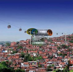 Metro Cable Caracas / Urban-Think Tank