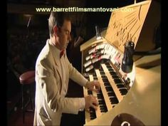 Phantom Of The Opera Medley Played On Compton Organ By Michael Wooldridg...