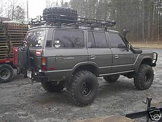 Dream Toyota Land Cruiser