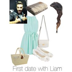 First date with Liam by kaylee-schroeder on Polyvore featuring polyvore, fashion, style, maurices, Accessorize and Picnic at Ascot