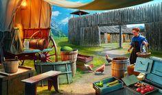 Gardens of Time | Fort Bridger Trading Post