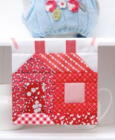 MessyJesse - a quilt blog by Jessie Fincham: Lori Holt's Cozy Cottage Calendar: Blog Tour!