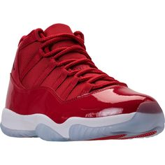 Nike Air Jordan 11 Win Like 96 XI Retro Gym Red 378037 623 2953c94a5