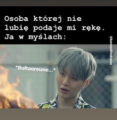 When person i hate give me a hand. Me in my mind Polish Memes, Everything And Nothing, Kpop, I Love Bts, Wtf Funny, Bts Jimin, Bts Memes, Humor, Neko