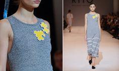 RITO Spring/Summer 2017 Fashion show in Ukrainian Fashion Week #knitwear #knitting #fashionshow #UkrainianFashionWeek #ss2017