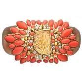 Alexis Bittar.... This is a cool ring.  I've been loving the big and the gaudy lately, and I think that Kacey would love this too!