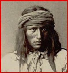 Fun - No date. - Brother of Tsisnah and Jozhe, half-brother of Leon Perico - Chiricahua Apache, Bedonkohe Band. - Fun was considered one of the most fearless warriors. He escaped from the internment train taking the Apache to Florida. Native American Images, Native American Tribes, Native American History, American Indians, American Art, American Quotes, American Symbols, American Women, Apache Indian
