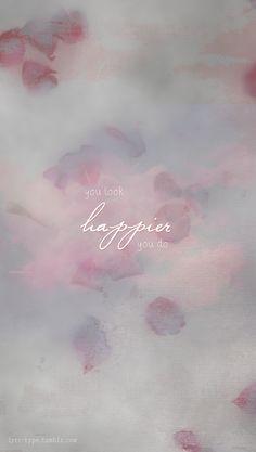 // Ed Sheeran - Divide // Happier Supermarket. - Lyrics In Type Happy Wallpaper, Mood Wallpaper, Pink Wallpaper Iphone, Aesthetic Pastel Wallpaper, Galaxy Wallpaper, Flower Background Wallpaper, Cute Wallpaper Backgrounds, Pretty Wallpapers, Quote Backgrounds