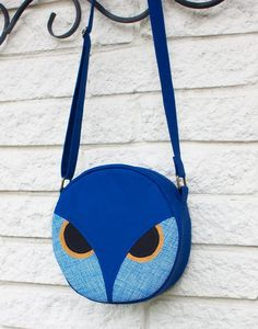 Looking for your next project? You're going to love Owl Carry It Bag by designer feliceregina.