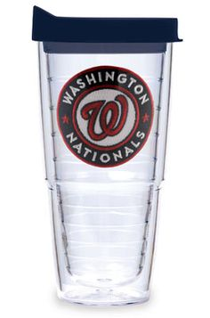 Washington Nationals Tervis Tumbler 24 oz Cup with Lid