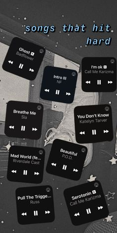 songs that hit me hard - Musique -You can find Musique and more on our website.songs that hit me hard - Musique - Heartbreak Songs, Breakup Songs, Music Mood, Mood Songs, Song Quotes, Music Quotes, Quotes From Songs, Music Lyrics, Music Songs