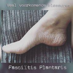 Fasciïtis plantaris | Fit, gezond en happy