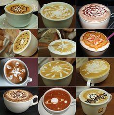 Latte Art  : )