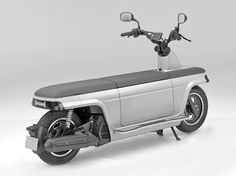 Honda Motocompo.
