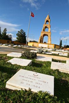 Gallipoli, Turkey- turkish cemetery