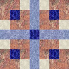 Learn How to Quick Piece These Beginner-Friendly 7-Patch Quilt Blocks: Sew an Easy Patchwork Quilt Block