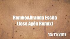 AWEN RECORDS 009 Remko&Aranda Escila (Jose Ayén Remix)