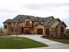 Murillo Rustic European Home - Plan #101S-0007 | houseplansandmore.com
