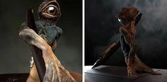 ZBrush and i.materialise Help Artist Jody Garrett Create Dark, Elaborate Fantasy Artwork