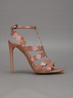"""Shoes I can Finally Wear with Dr. Scholl's For Her Ball of Foot Inserts""! ALAÏA - cut-out stiletto sandal @Influenster #DrSchollsBallofFoot"