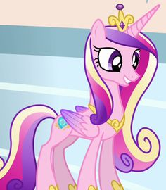Princess Cadance - My Little Pony Friendship is Magic Wiki