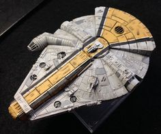 YT-1300 reconfigured into... something. Kinda like the paint job though.
