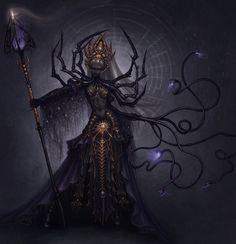 Drow Priestess of Lolth