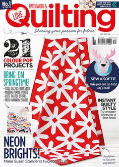 Issue 28 on sale! - Love Patchwork & Quilting http://www.lovepatchworkandquilting.com/magazine/issue-28-sale