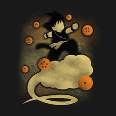 NIMBUS T-Shirt - Dragon Ball T-Shirt is $12.99 today at Pop Up Tee!
